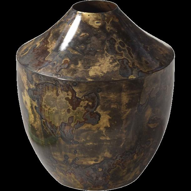 Boston vase i metal