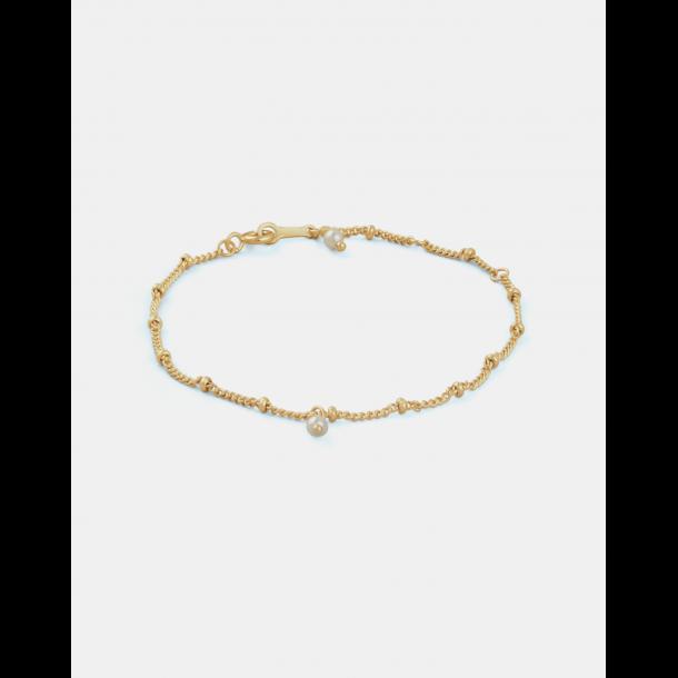 Armbånd med perler