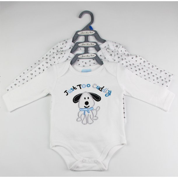 Bodystockings Baby 3-pak