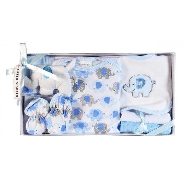 Babygaveæske - gaveæske til baby